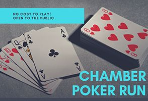 Poker Run - Weatherford Chamber of Commerce Event