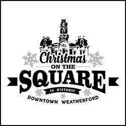 Christmas on the Square - Weatherford, Texas