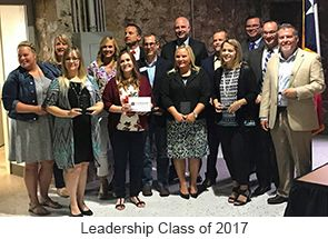 Leadership class of 2017